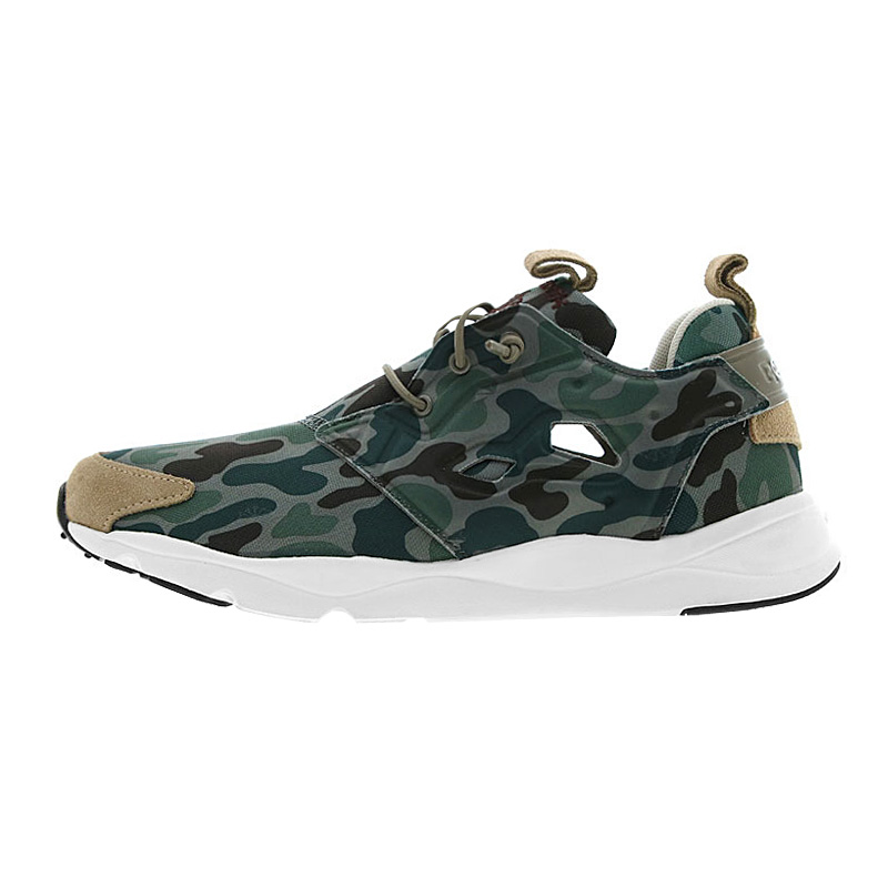 reebok furylite camo sneaker schuhe turnschuhe herren damen camouflage neu ebay. Black Bedroom Furniture Sets. Home Design Ideas