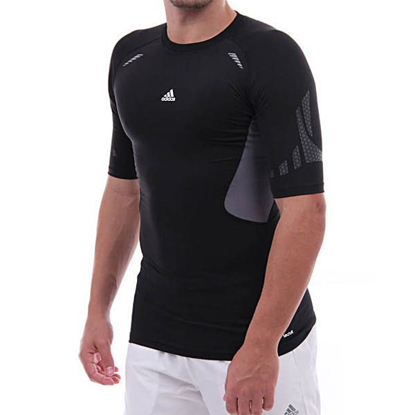 adidas techfit shirt herren