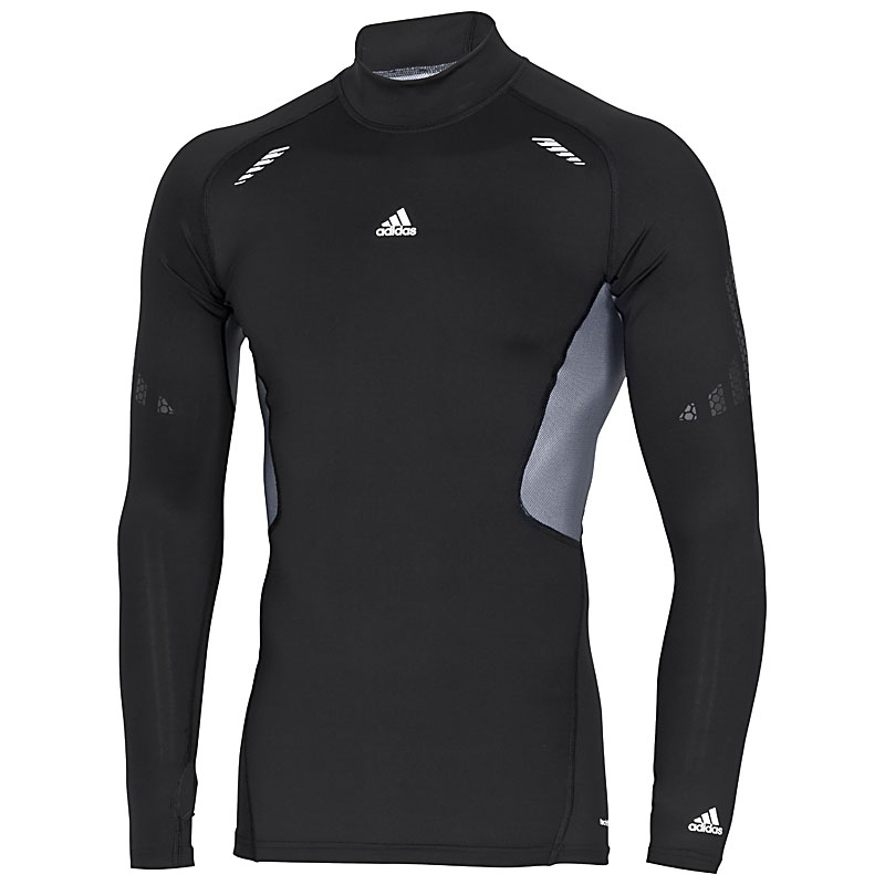 t shirt compression adidas