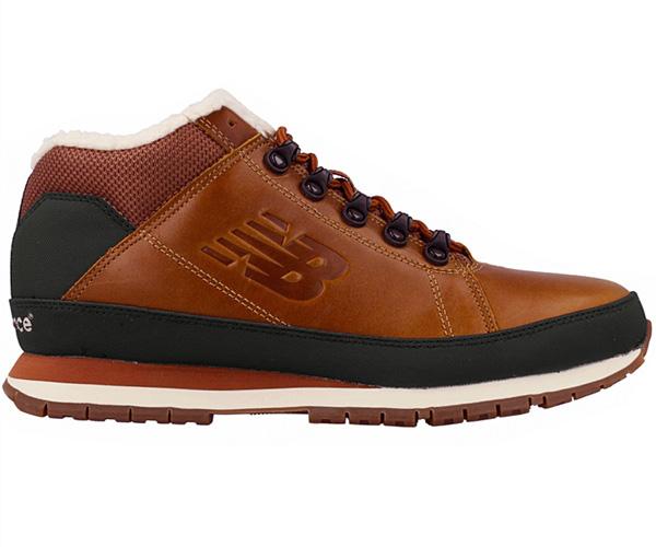 new balance h754 boots gef ttert herren stiefel winterschuhe leder neu 754 ebay. Black Bedroom Furniture Sets. Home Design Ideas
