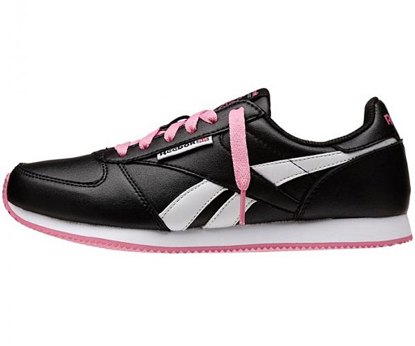 reebok classic jogger damen schuhe frauen sneaker schwarz. Black Bedroom Furniture Sets. Home Design Ideas