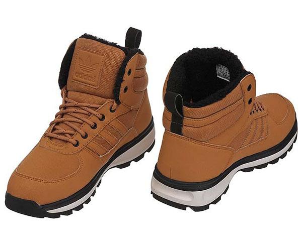 adidas originals chasker boot gef ttert herren stiefel winterstiefel winterschuh ebay. Black Bedroom Furniture Sets. Home Design Ideas