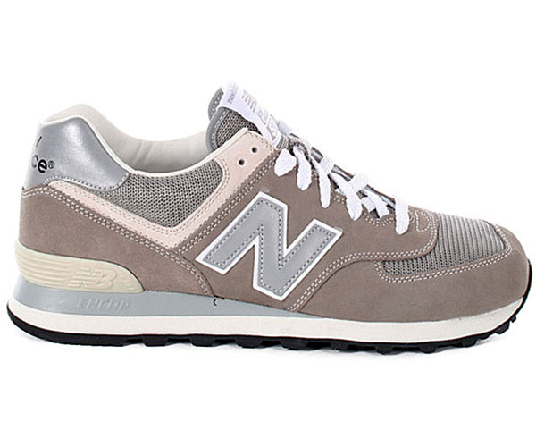 New Balance 574 Grau