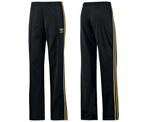 adidas firebird tp damen hose neu schwarz sporthose trainingshose ebay. Black Bedroom Furniture Sets. Home Design Ideas