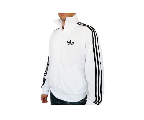 Adidas firebird tt jacke schwarz