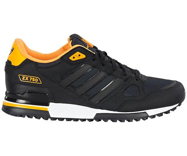 adidas zx herren schwarz