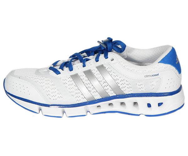 Sneaker-Shoes-Men-039-s-Adidas-CC-Ride-M-ClimaCool-White-New-Q23691