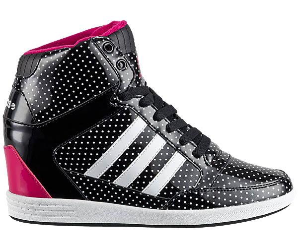 Adidas weneo super zeppa w scarpe donna suola a interno for Interno 1 scarpe