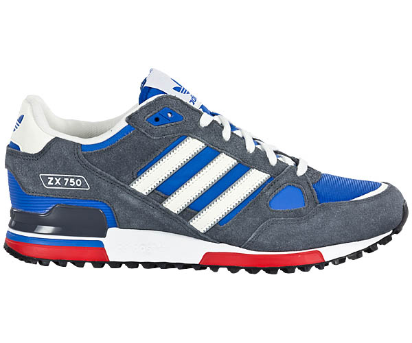 adidas originals zx 750 sneaker herren grau grab a job. Black Bedroom Furniture Sets. Home Design Ideas