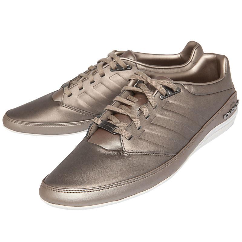 adidas porsche typ 64 2 3 gold herren schuhe sneaker leder. Black Bedroom Furniture Sets. Home Design Ideas