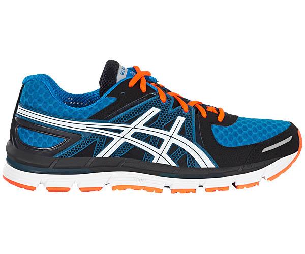 ASICS-GEL-EXCEL-33-HERREN-LAUFSCHUHE-NEU-Joggingschuhe-Blau-Running-Schuhe