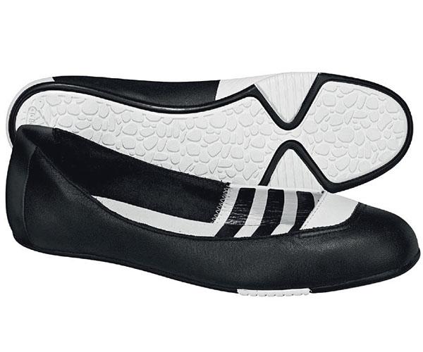 adidas mind ballerina damen ballerinas neu schwarz sommerschuhe leder schuhe. Black Bedroom Furniture Sets. Home Design Ideas
