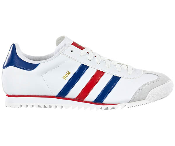 adidas rom originals herren sneaker neu leder schuhe weiss beckenbauer ebay. Black Bedroom Furniture Sets. Home Design Ideas