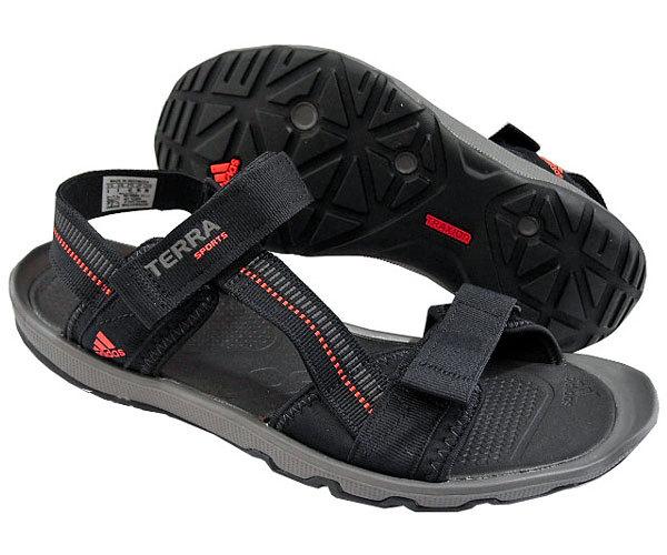 gr e w hlen adidas terra sports ii 2 herren sandalen neu schwarz sandale ebay. Black Bedroom Furniture Sets. Home Design Ideas