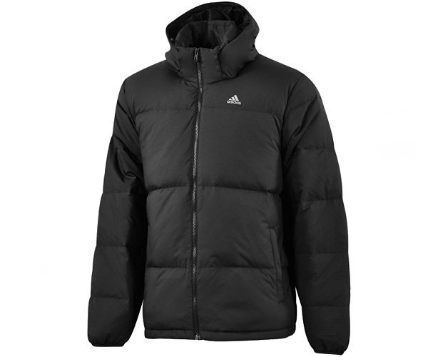 adidas basic down jacket m nner daunenjacke winterjacke. Black Bedroom Furniture Sets. Home Design Ideas