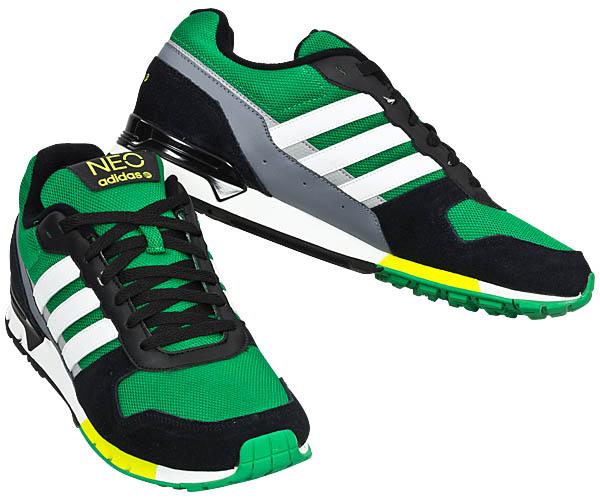 adidas neo grün
