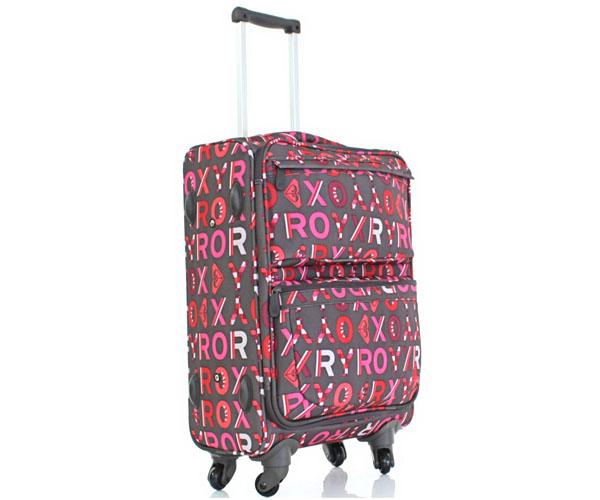 roxy trolley neu reisekoffer reisetasche koffer urlaub ebay. Black Bedroom Furniture Sets. Home Design Ideas