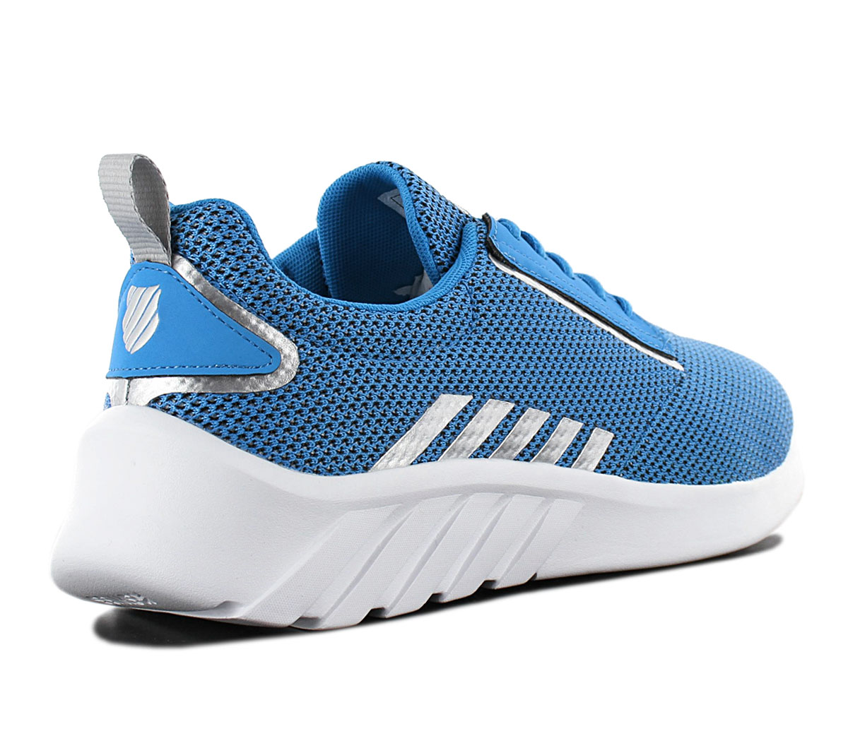 K-Swiss Aeronaut Herren Sneaker 05618-447 Blau Schuhe Sportschuhe Turnschuhe NEU