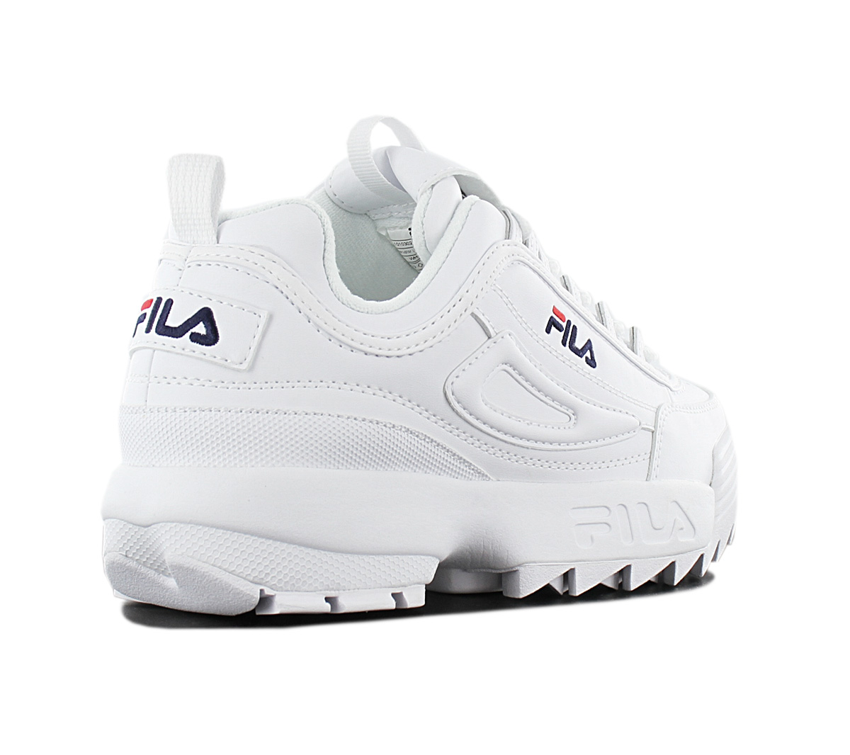 Details about NEW FILA Disruptor Low W 1010302.1FG Women`s Shoes Trainers Sneakers SALE