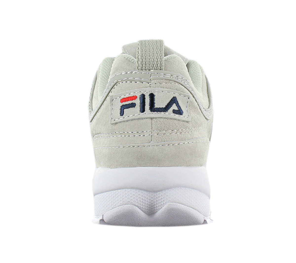f44b7334221d0 Fila Disruptor Leather S Low Zapatillas de Deporte para Mujer Cuero ...