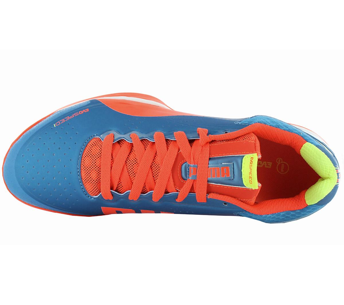 fcac51ebc Puma Evospeed Indoor 1.2 Men s Handball Squash 102850-03 New