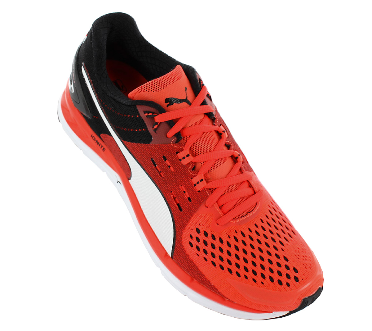 30842d4c649 Puma Speed 1000 S Ignite Shoes Men s Running Shoes Red Running ...