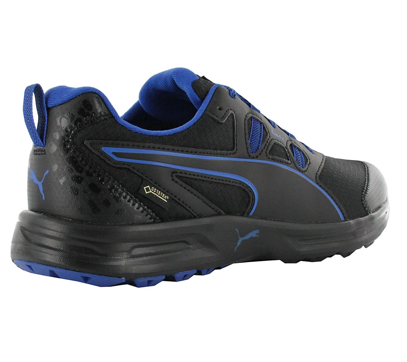 3ea01406 Details about Puma Essential Trail GTX Gore-Tex Shoes Men's Hiking Shoes  Running Shoes Black