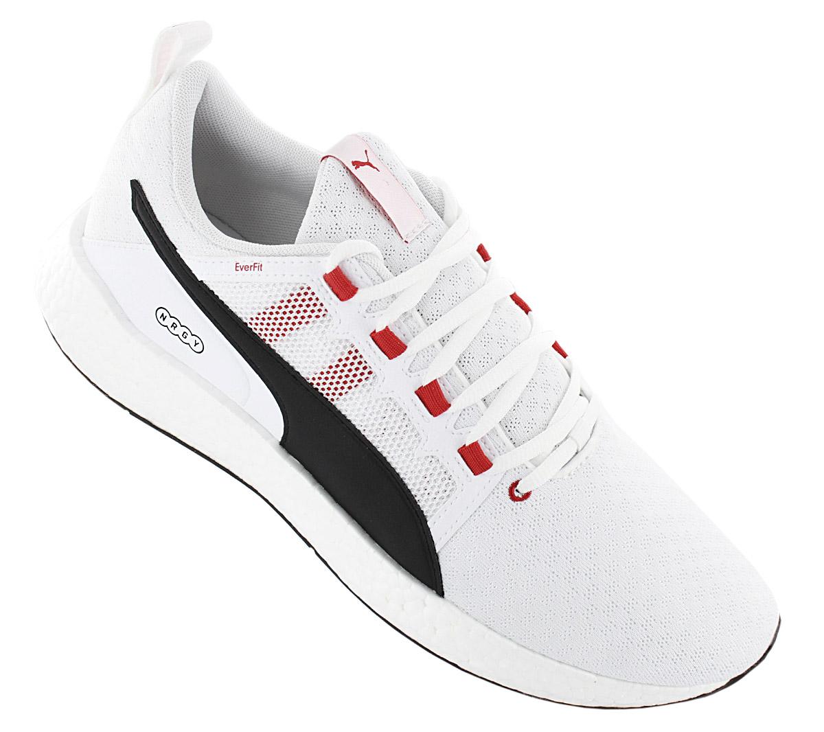 Details about Puma Nrgy Neko Turbo Men's Sneaker 192520-04 White Shoes  Sport Shoes Trainers