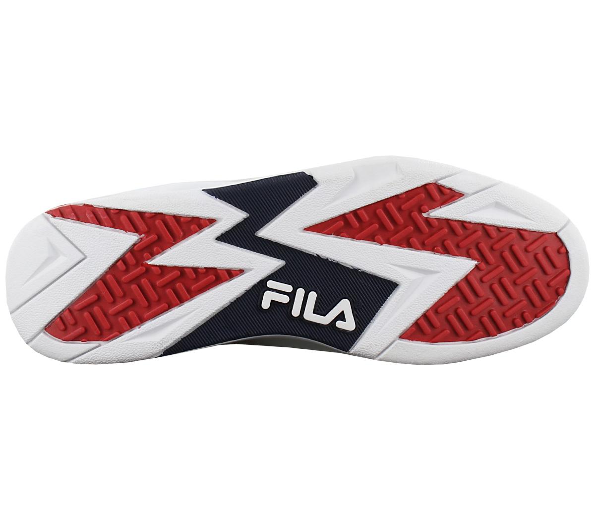 Details about Fila the Cage 17 Men's Sneaker Shoes Sneakers 1BM00026 125 Sport Shoe White