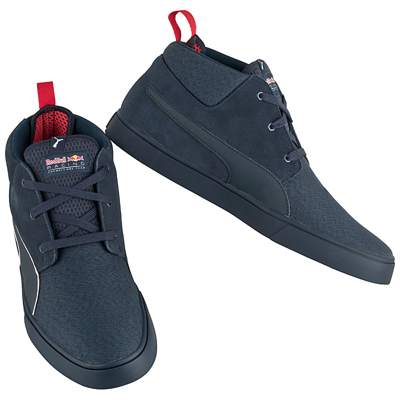 puma red bull desert boot vulc rbr herren schuhe sneaker. Black Bedroom Furniture Sets. Home Design Ideas