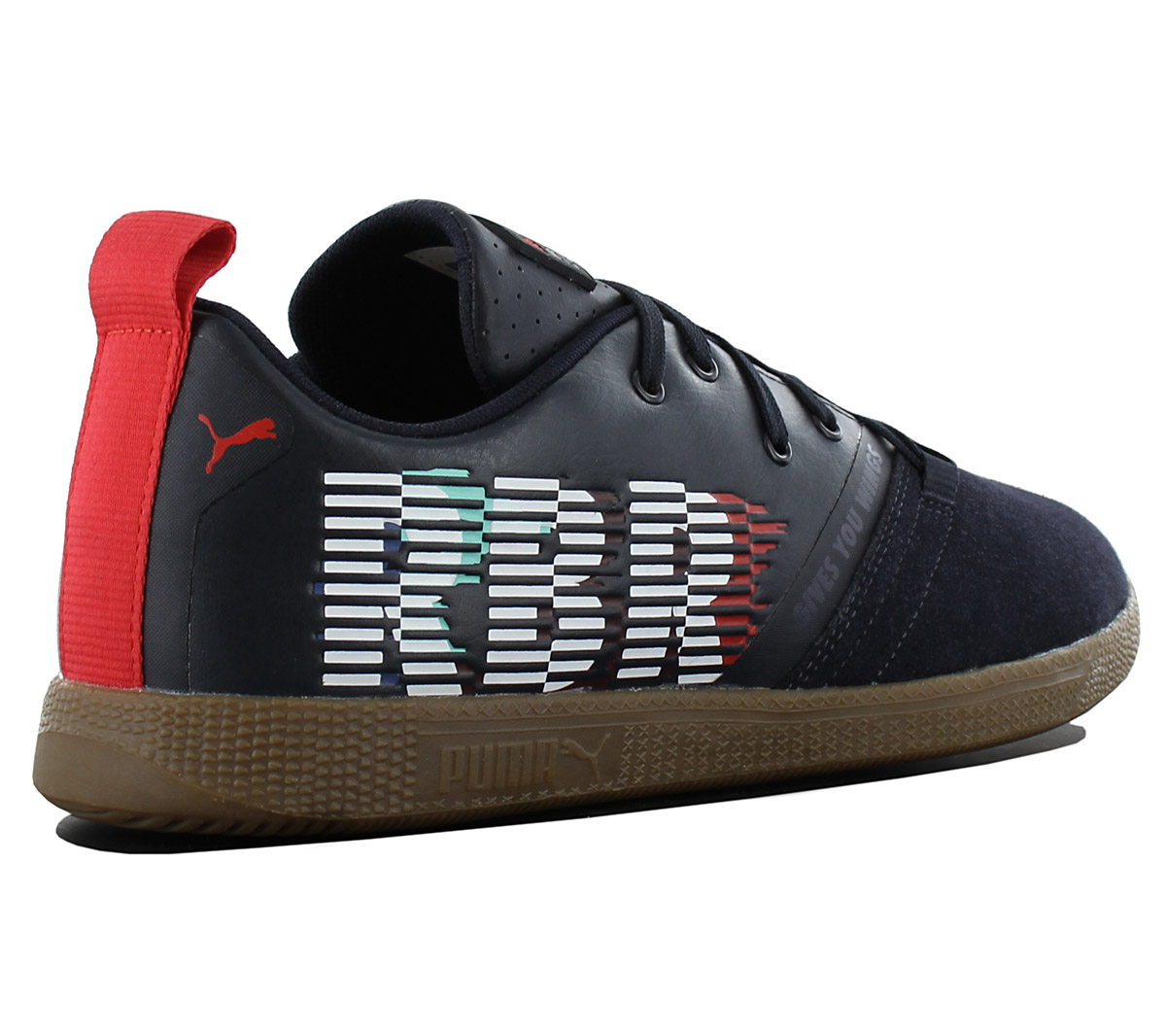 Details about Puma Red Bull Rbr Cups Lo Men's Sneaker Shoes Sneakers Blue 306185 01 New