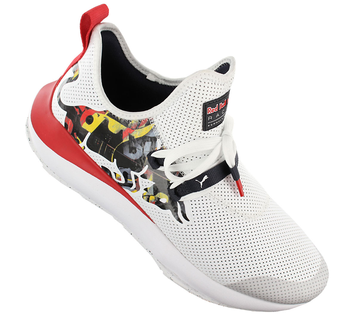 5036067e47cfda Puma Red Bull Evo Cat II Bulls Ignite Men s Sneakers Shoes Sneakers ...