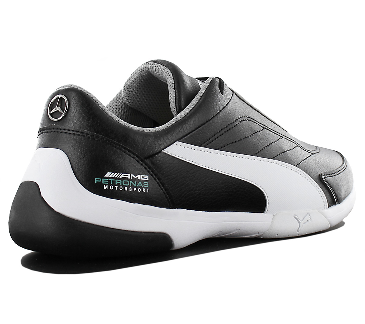 Details about Puma Mercedes AMG Petronas Kart Cat III Men's Shoes Sneakers 306244 02 New