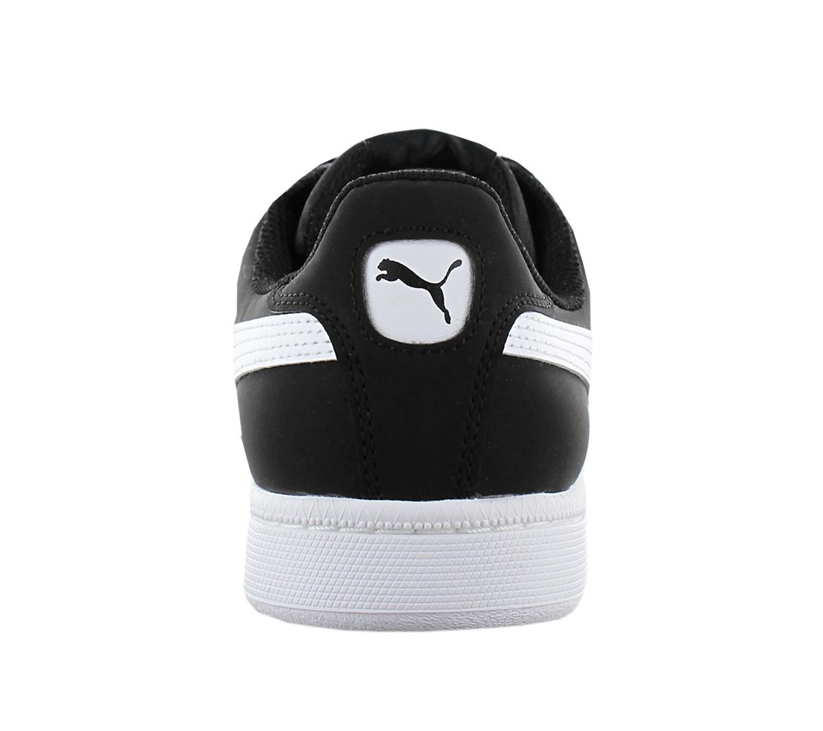 1423f9aa6504b3 Puma Smash Buck Herren Sneaker Schuhe Freizeit Schwarz Turnschuhe ...
