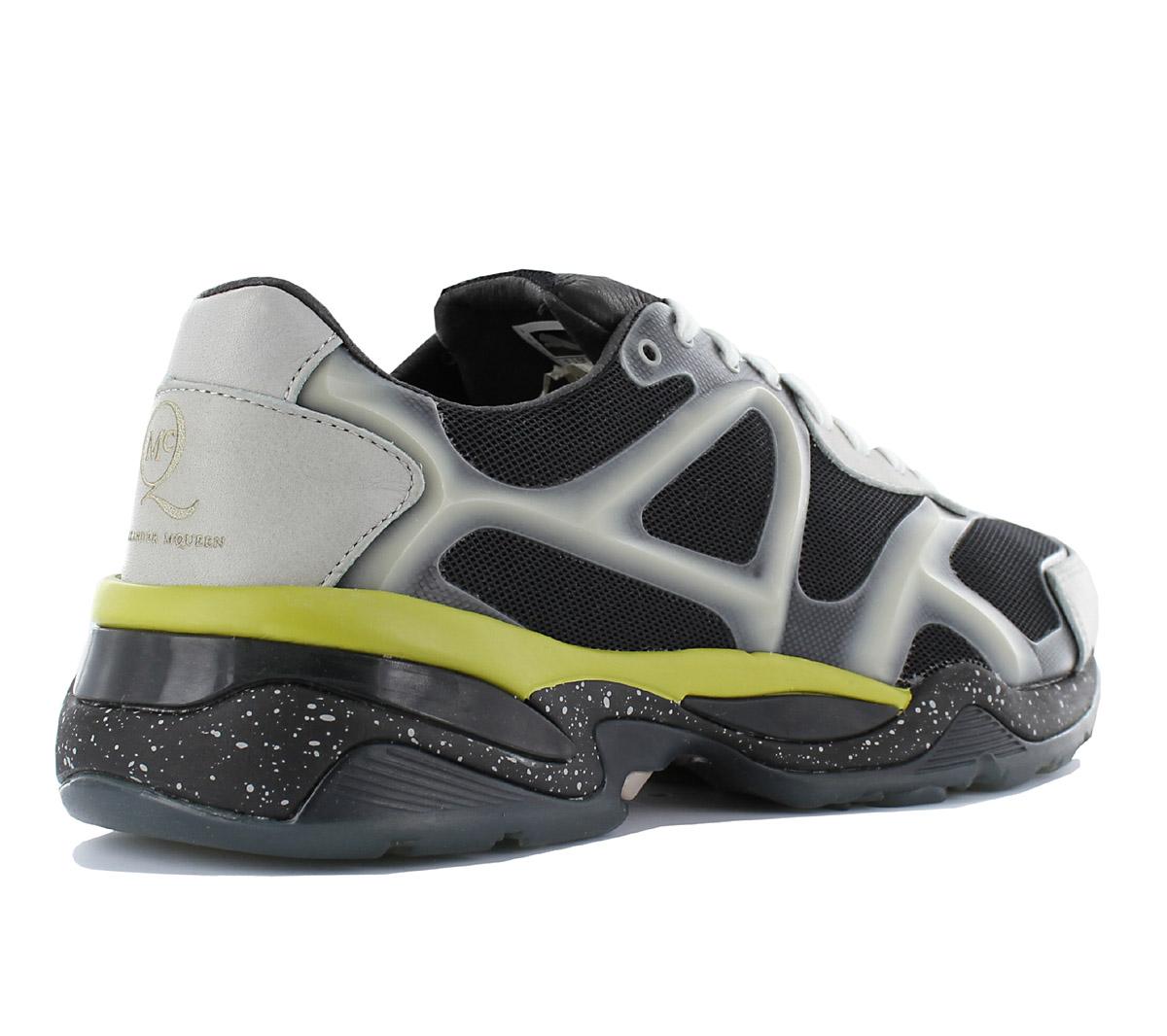puma amq alexander mcqueen mcq run lo herren schuhe sneaker moonlight 357158 03 ebay. Black Bedroom Furniture Sets. Home Design Ideas