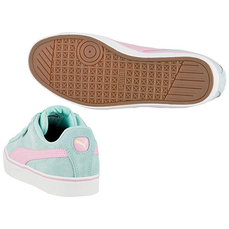 1948 Sale 359835 Chaussures Puma Sneaker Baskets Vulc Femmes 10 Neuf 5PTRwz