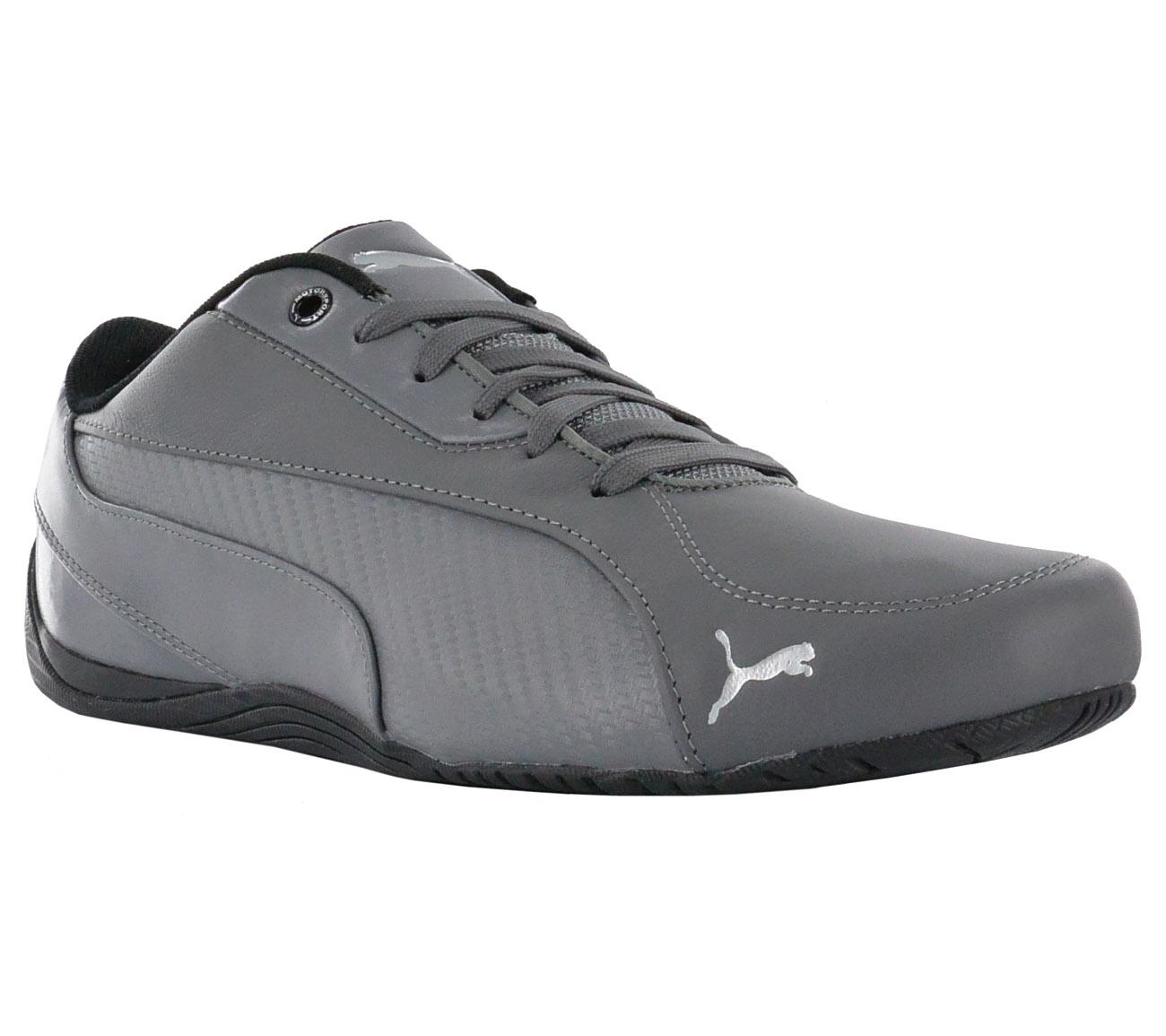 0ce1a31dd5f Puma Drift Cat 5 Carbon Sneaker Men s Leather Shoes Zapatillas ...