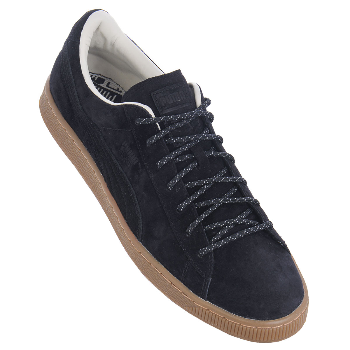 NEW Puma Basket Classic Winterized 361324-02 Mens Shoes Trainers Sneakers  SALE 290246303