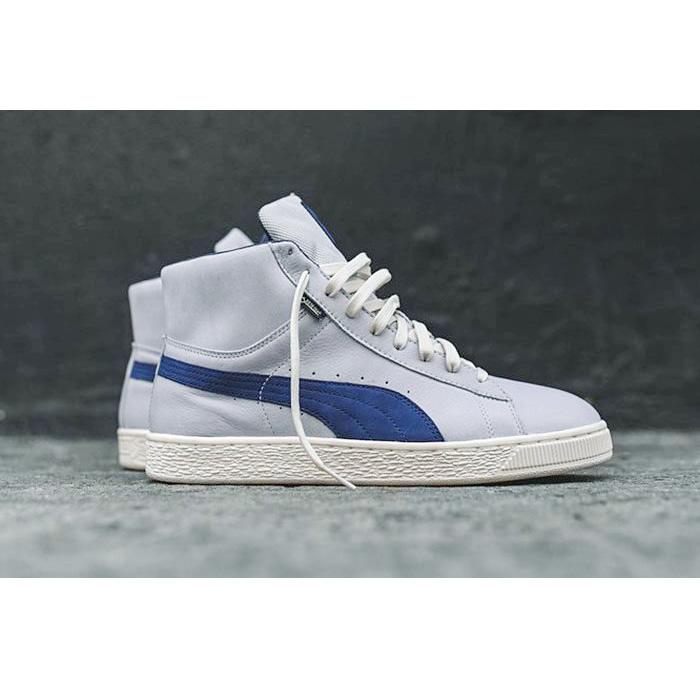 20581a148b9 Puma Basket mid GTX Gore-Tex Shoes Men s Sneakers High Grey New ...