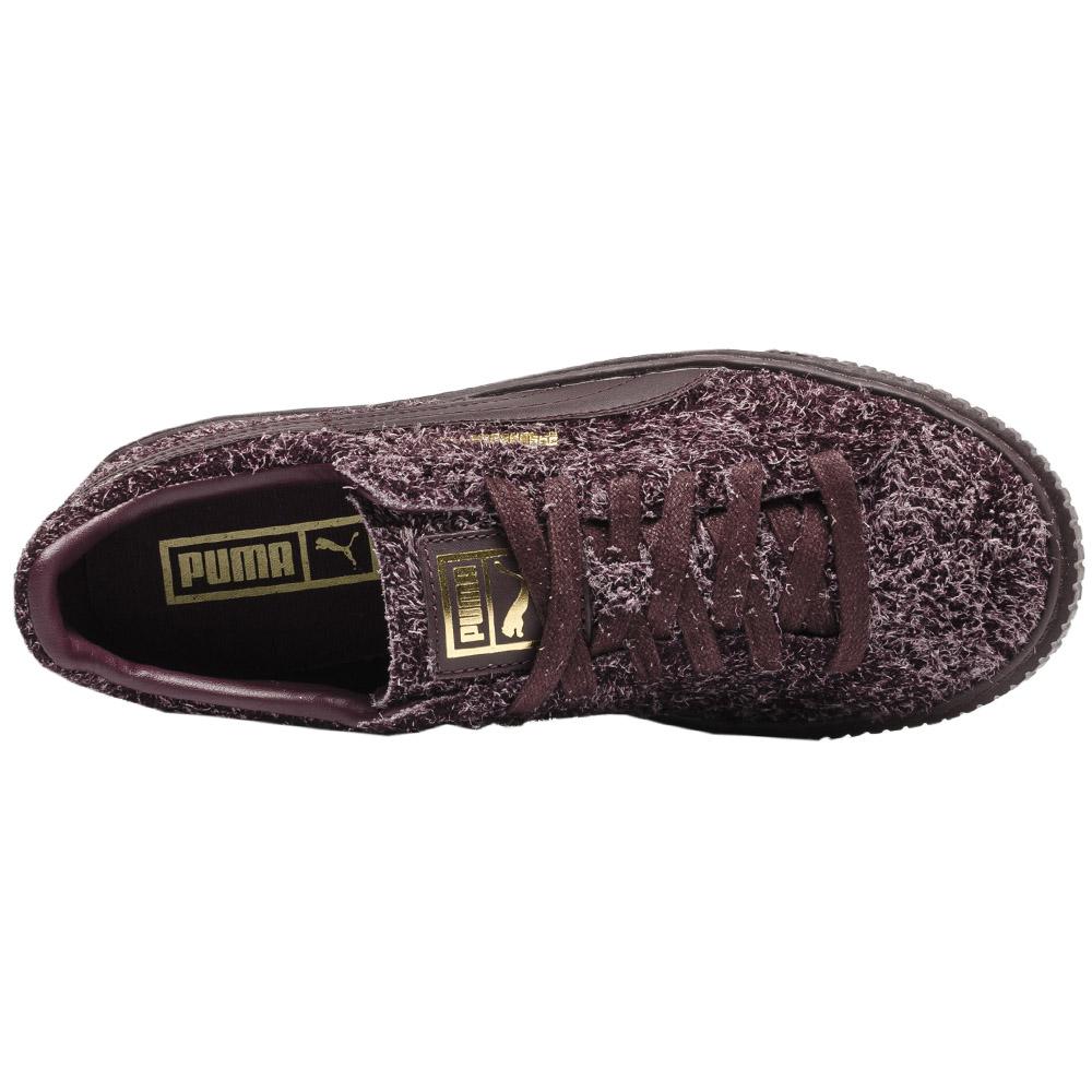 Elemental 38 Violet Platform Suede eBay Femme Casual Puma Chaussures R0nwfqSFxI