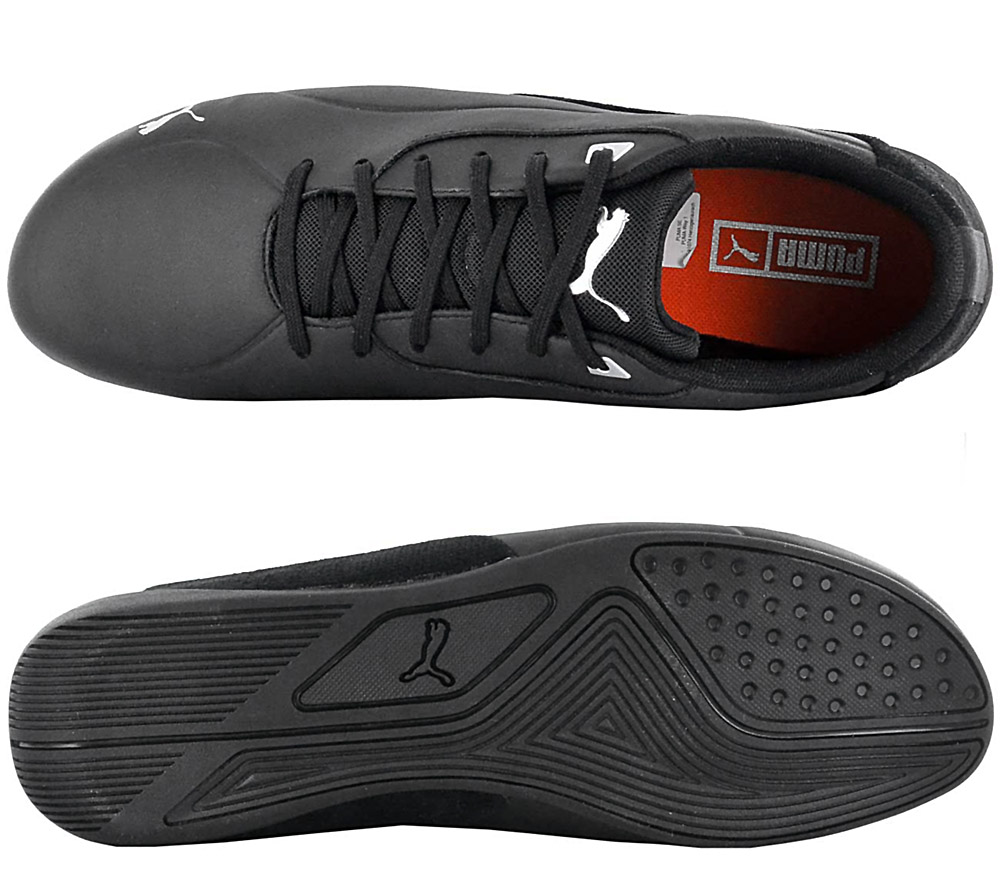 NEW Puma Drift Cat 7 CLN 363813-01 Mens Shoes Trainers Sneakers SALE ... 3fd196c330ee5