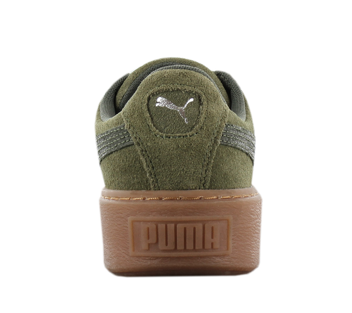 51e176498a95 Puma Suede Platform Animal Women s Sneakers Leather Shoes 365109-03 ...