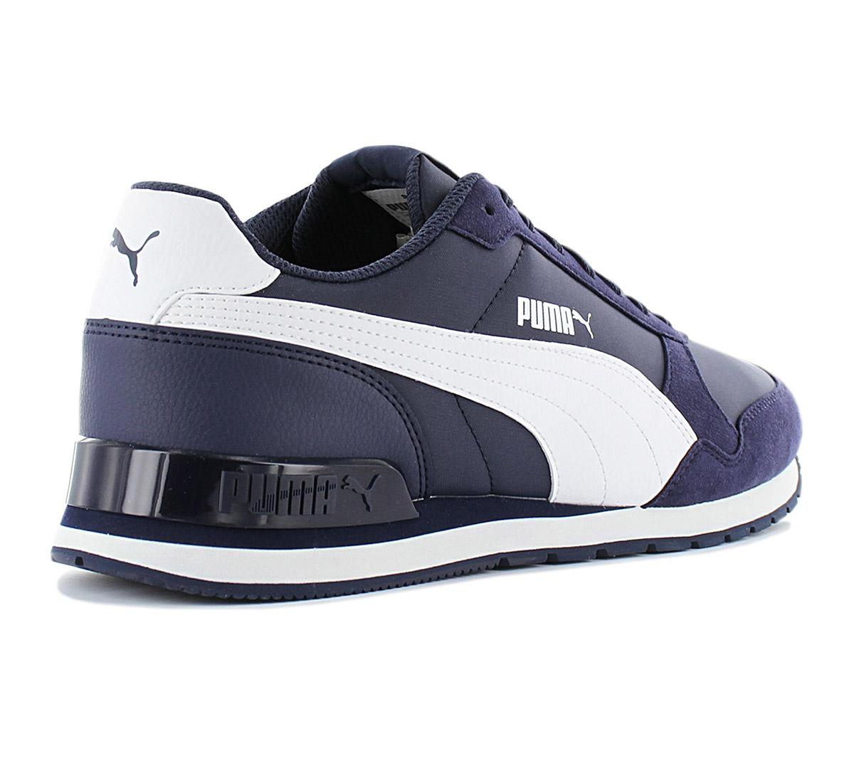 Details about Puma st Runner V2 Nl Men's Sneaker 365278 08 Blue Shoes Leisure Shoe New