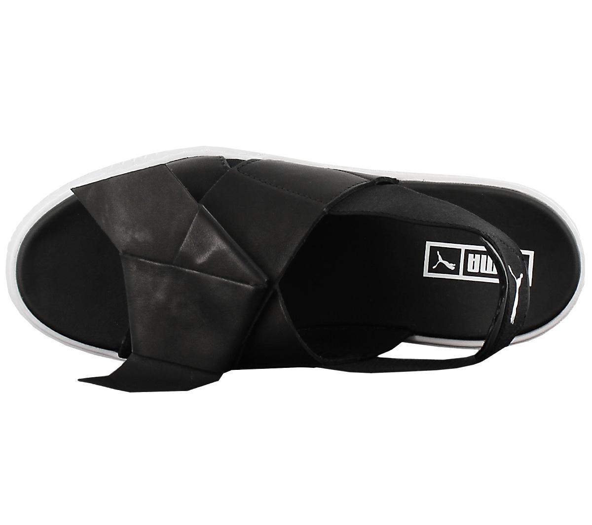 4498c65e4d2 NEW Puma Platform Sandal Lea 365481-01 Women  s Shoes Trainers ...