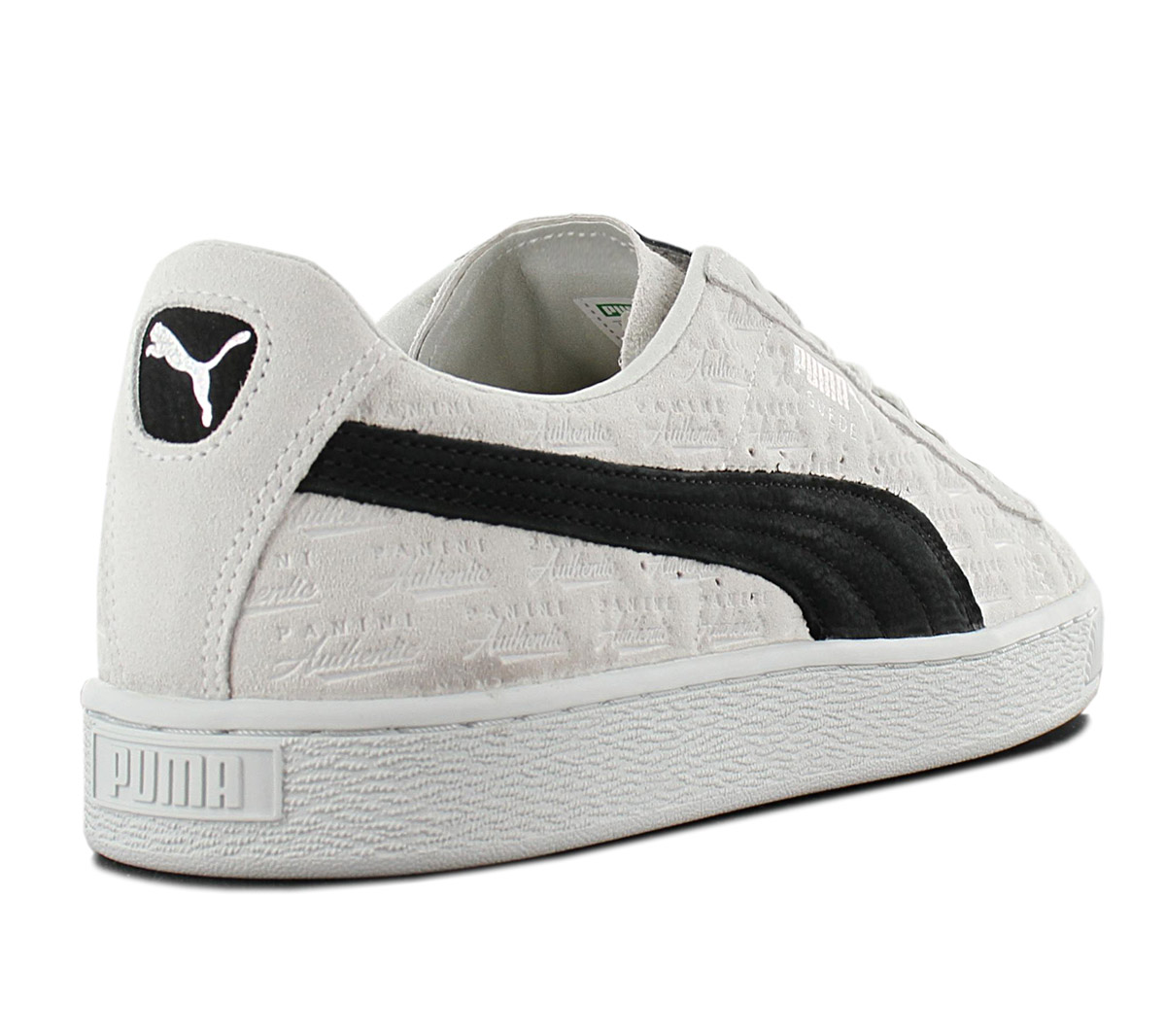 Details about Puma Suede Classic x Panini Men's Sneaker 366323 01 Grey Sneakers Shoes New