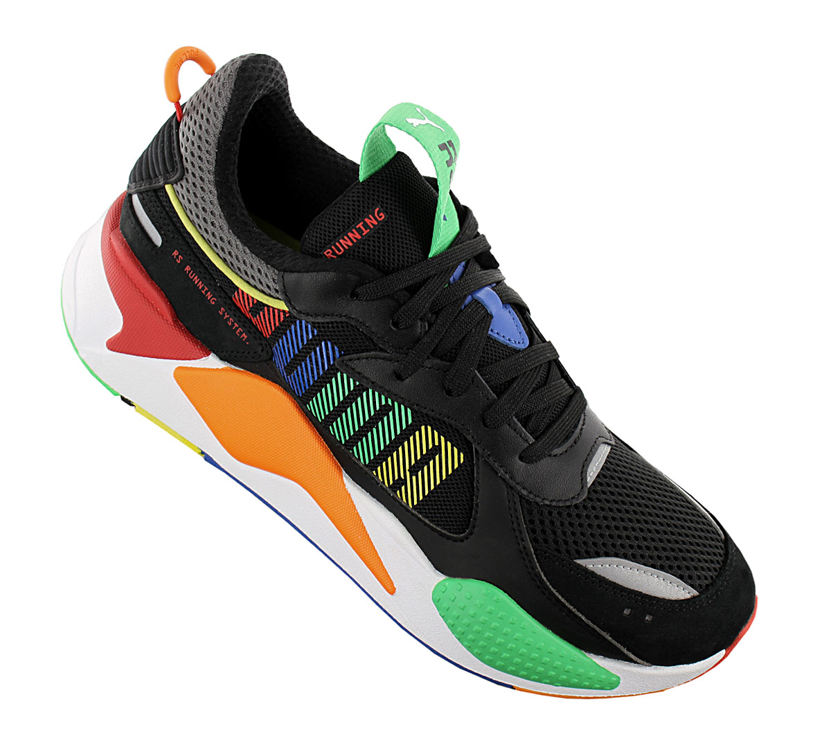 Details about Puma Rs x Bold Sneaker 372715 01 Men's Casual Shoes Sport Shoes Trainers