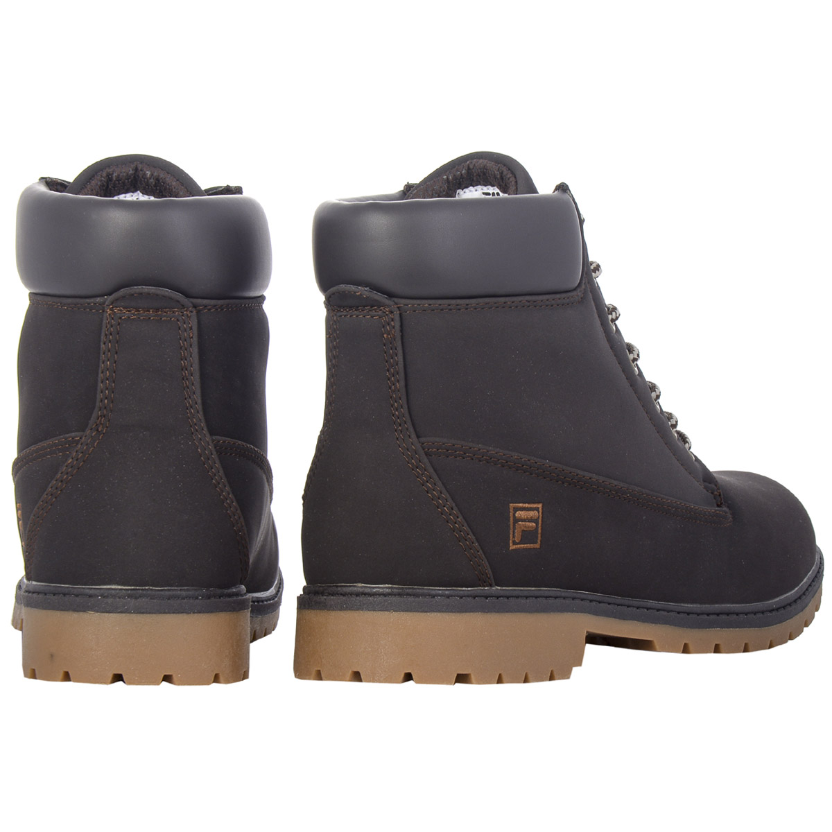 fila herren boots maverick is mid braun winter stiefel. Black Bedroom Furniture Sets. Home Design Ideas