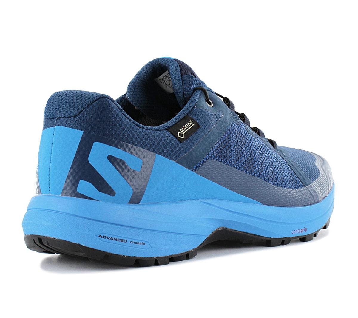 Salomon XA Elevate GTX Gore-Tex 406116 Herren Trail Running Schuhe Wanderschuhe