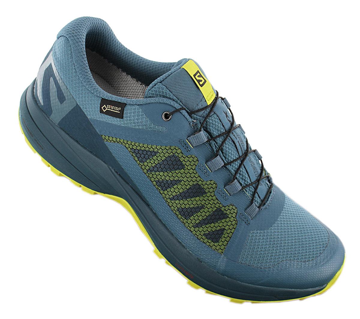 Details zu Salomon XA Elevate GTX Gore Tex 406116 Herren Trail Running Schuhe Wanderschuhe