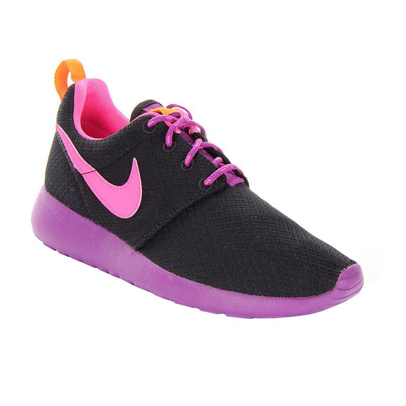 NEU Nike Rosherun Damen Schuhe Schwarz 599729-007 SALE